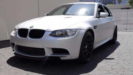 Cette BMW M3 CRT est à vendre plus de 250'000 euros