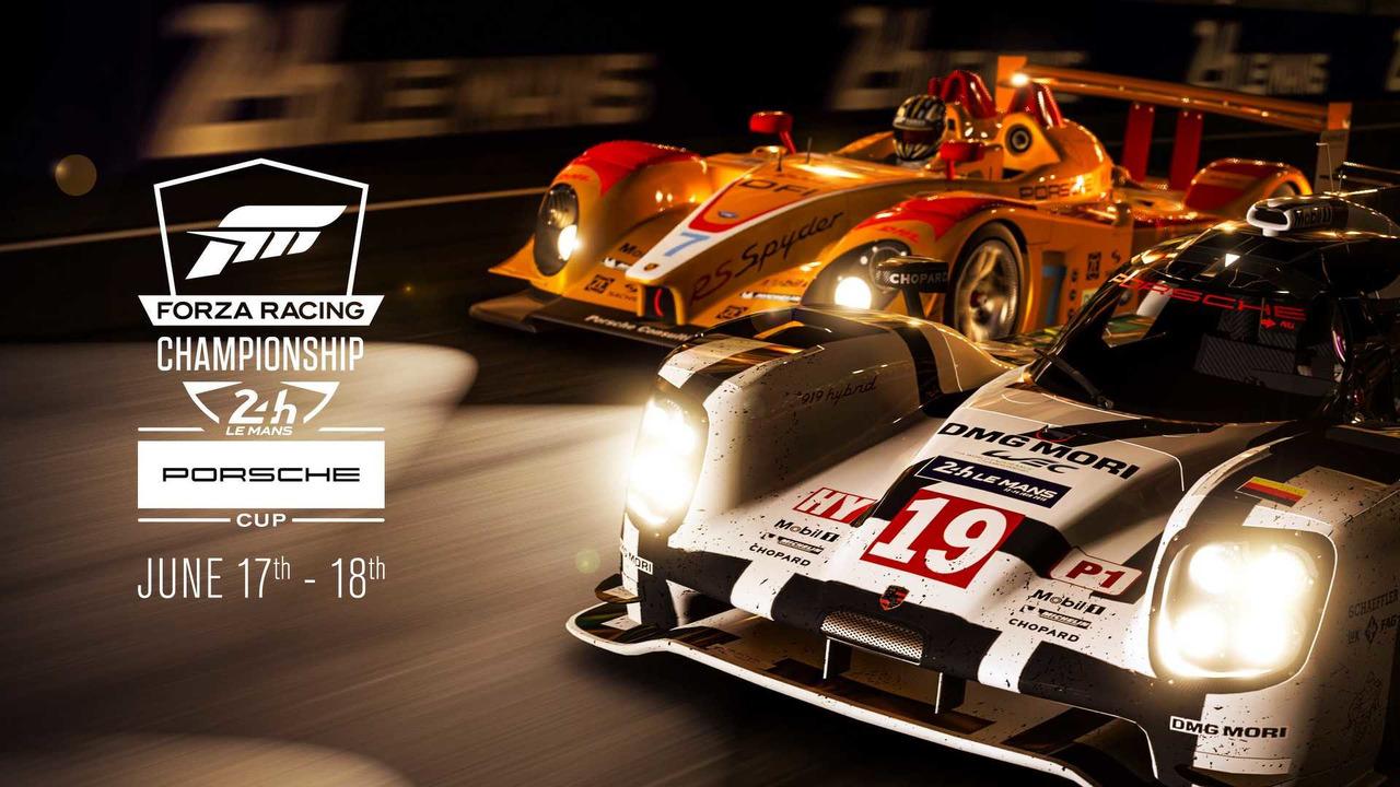 24-hour Forza Motorsport 6 marathon
