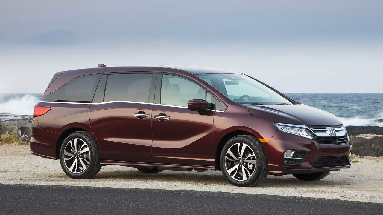 2018 honda odyssey first drive photos. Black Bedroom Furniture Sets. Home Design Ideas
