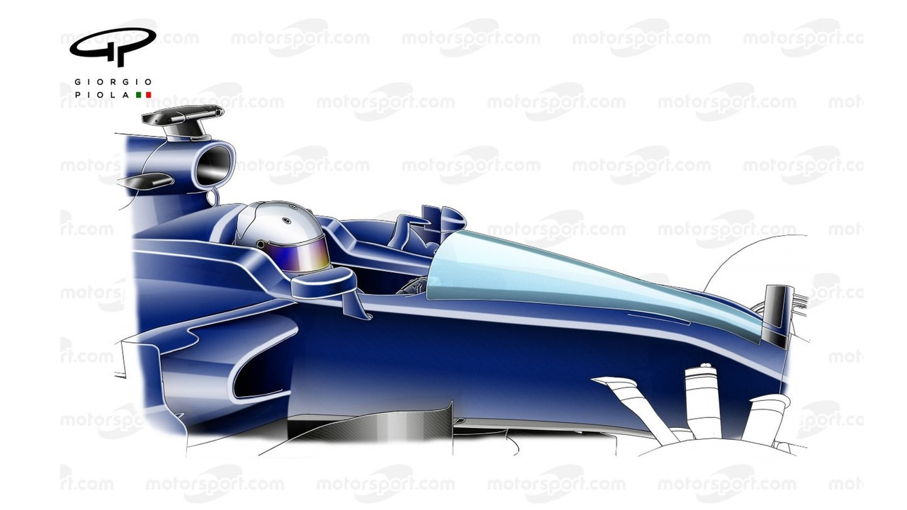 F1 Shield driver protection