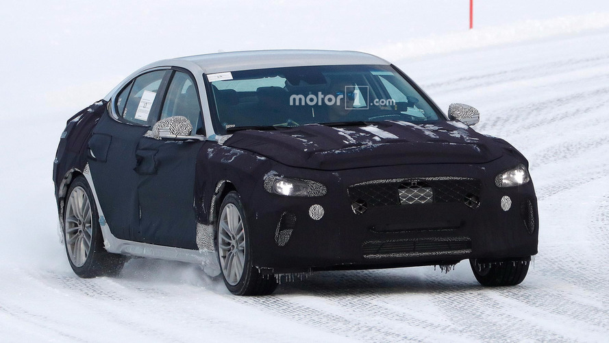 Sibling Rivalry: Genesis G70 To Be Quicker Than Kia Stinger