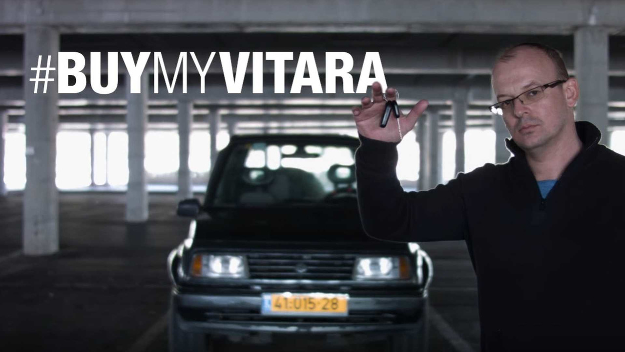 Suzuki Vitara Reklam