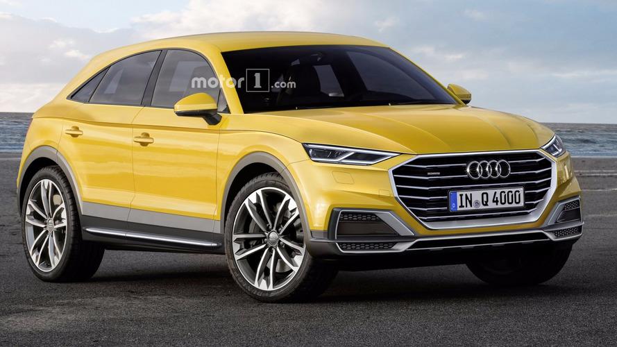 ¿Se parecerá el Audi Q4 2019 a esta recreación?