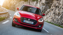 2017 Suzuki Swift First Drive