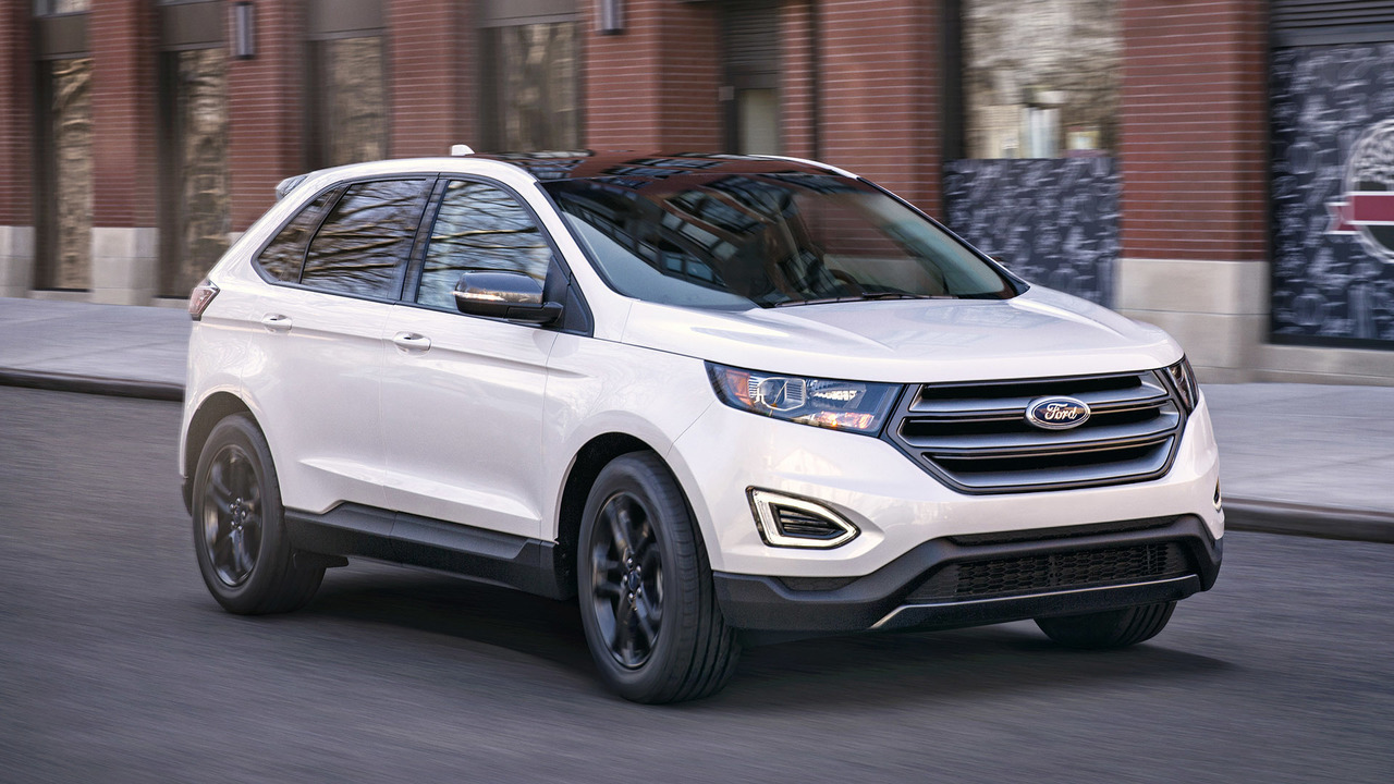 2018 Ford Edge Adds Visual Flair With New SEL Sport ...