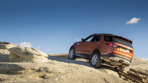 2017 Land Rover Discovery: First Drive