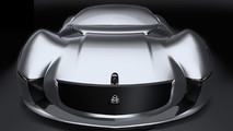 2030 Mercedes-Maybach Süper Otomobil Konsepti