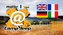 Camp Jeep Topic