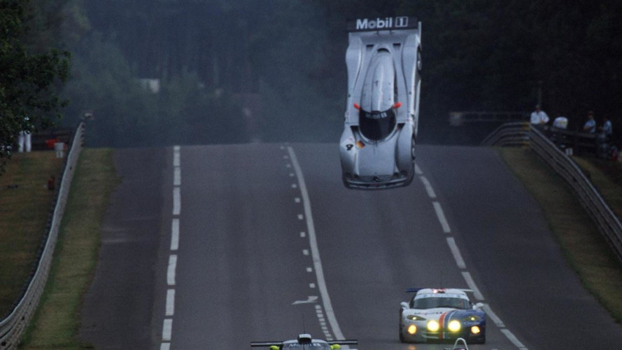Le Mans en dix décennies – 1999, Mark Webber et l'envol des Mercedes