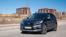 Honda CR-V 2017: prueba de la versión 1.6 i-DTEC de 160 CV