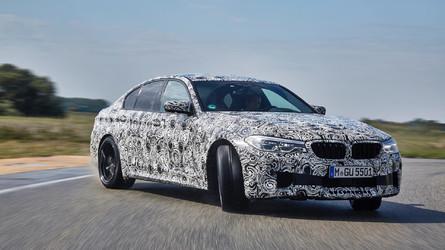Tenemos datos del BMW M5 2017 que te interesan