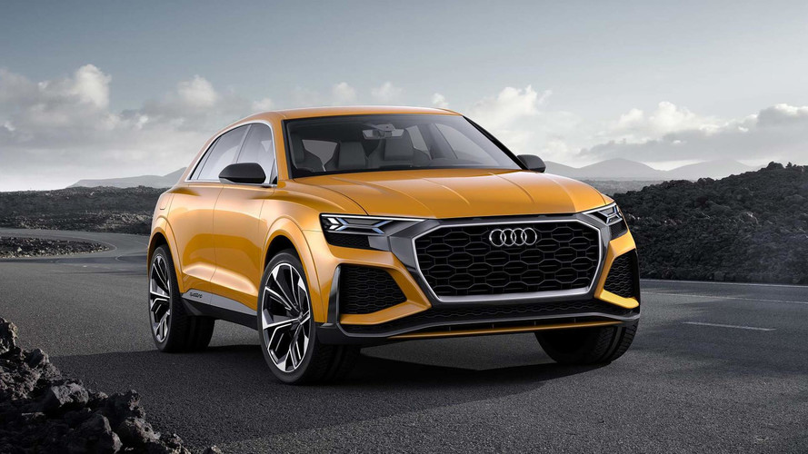 Busy Audi: Q4, Three Full EVs, Five New Core Models Coming
