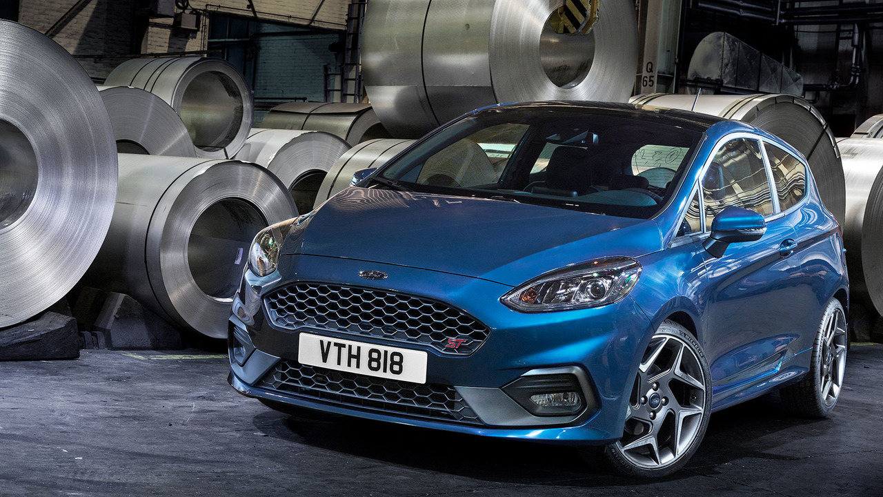 Ford fiesta deals 2018 uk