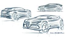 2017 Alfa Romeo Stelvio (Avrupa versiyonu)