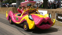 Roary The Racing Car World Premiere at Goodwood