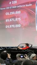 1961 Ferrari 250 GT SWB California Spyder at RM Auctions