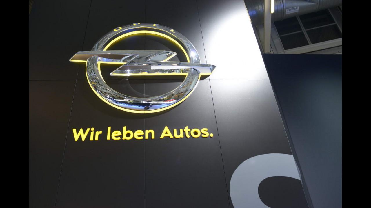 Opel al Motor Show 2012