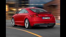 Audi TT-S Coupé