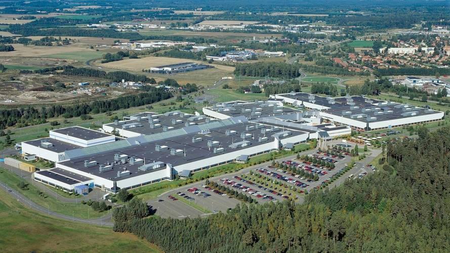 Volvo'nun motor fabrikası karbon salınımını ortadan kaldırdı