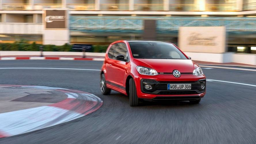 2018 Volkswagen Up! GTI First Drive: Fizzy, Affordable Fun