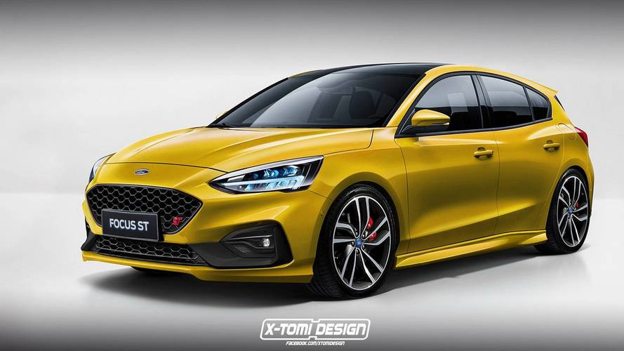 Ford Focus ST y RS 2018