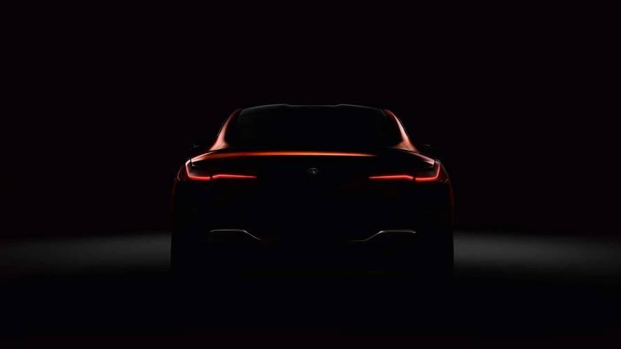 El BMW Serie 8 Coupé 2018 se deja ver un poco mejor