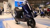Prototipo scooter Polini Evolution PRE