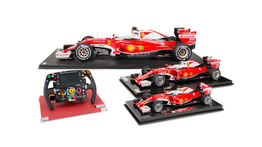 Amalgam, Ferrari SF16-H koleksiyonunu tanıttı