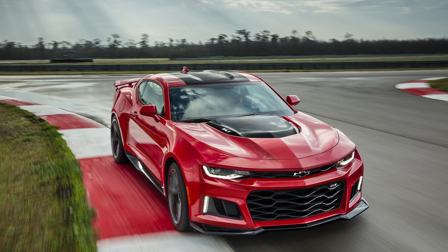 Chevy says its 10-speed auto shifts quicker than Porsche's PDK