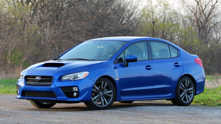 Review: 2016 Subaru WRX