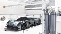 Aston Martin and Red Bull Racing AM-RB 001