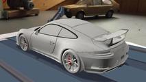 2017 Porsche 911 GT3 leaked images