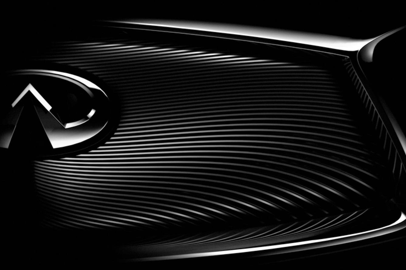 Infiniti Gives Sneak Peek of the Q80 Concept