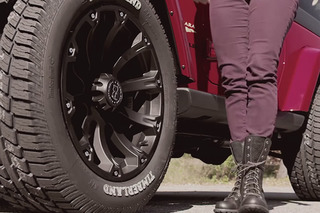 Soon You Can Shred Your Tires and Then Wear Them, Too