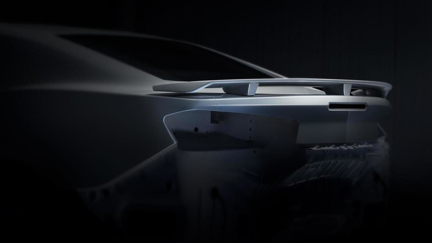 2016 Chevrolet Camaro body teased, debuts next month