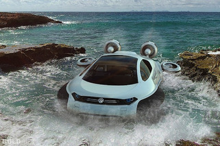 Volkswagen Aqua Concept: The Future of Off-Road Travel