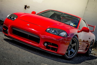 Extremely Clean 1999 Mitsubishi 3000GT VR4 Will Bring Out the Fanboy in You