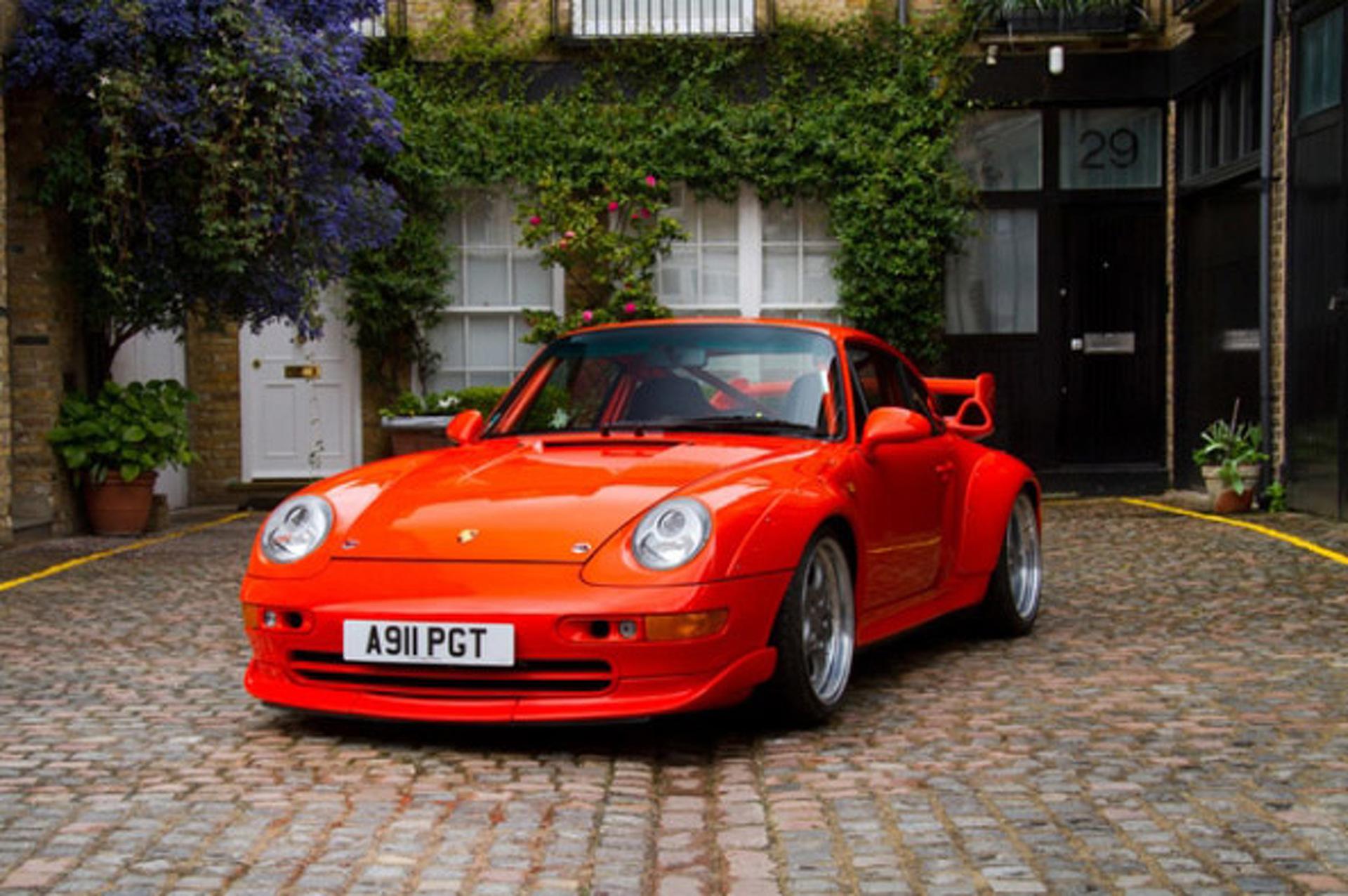 ultra rare porsche 911 gt2 clubsport sold in the uk. Black Bedroom Furniture Sets. Home Design Ideas
