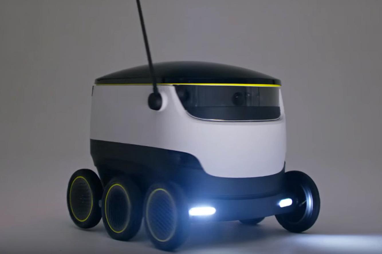 Could This Autonomous Delivery Robot Replace the Mailman?