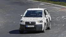 Opel Meriva spy photos