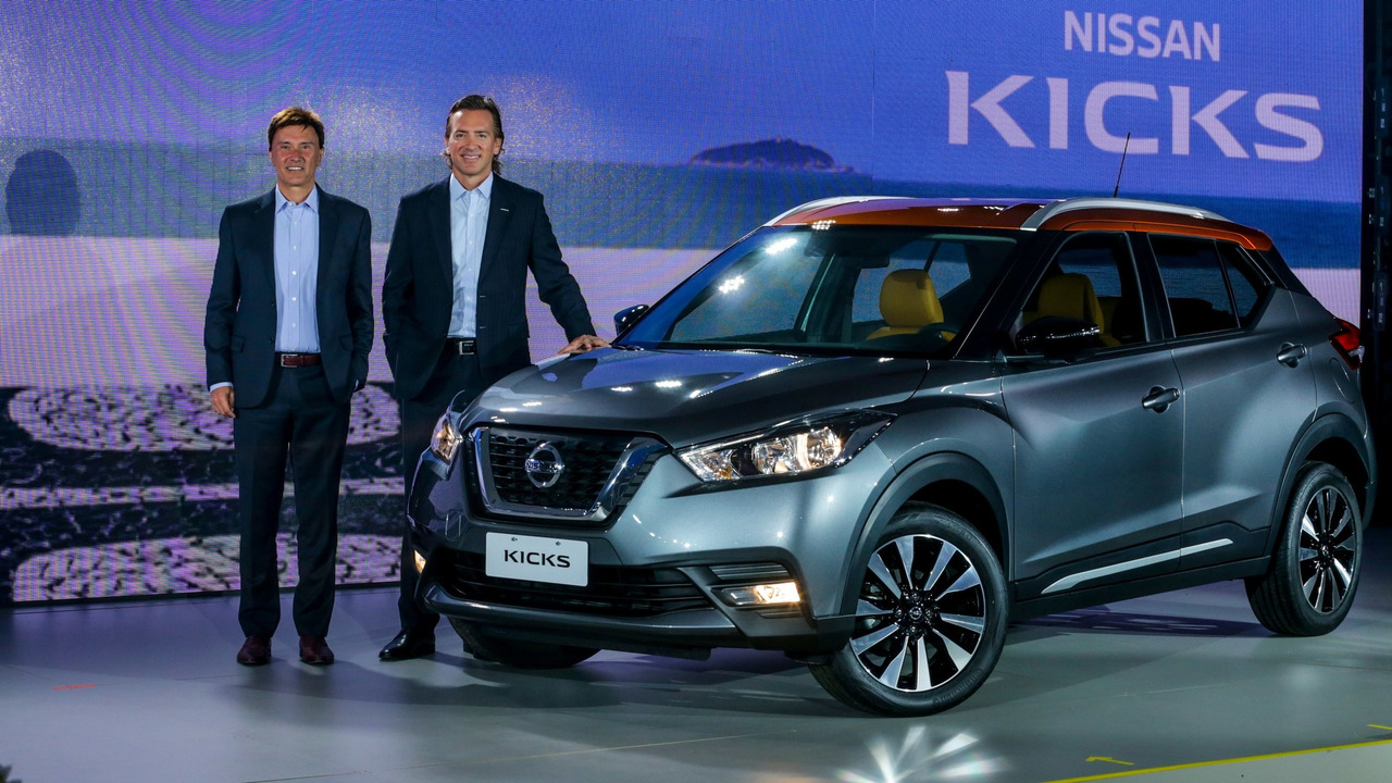 2016 nissan kicks photos. Black Bedroom Furniture Sets. Home Design Ideas