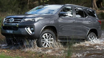 All-new Toyota Fortuner goes official