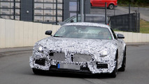 Mercedes-AMG GT3 road car spy photo