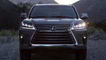 2016 Lexus LX 570 facelift