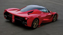 This could be the most accurate Ferrari F70 render yet