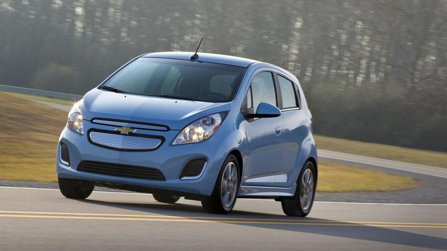 Bolt'un gelişiyle Chevrolet Spark EV iptal edildi