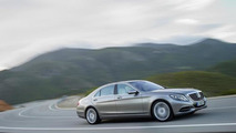 Mercedes-Benz shows several 2014 S-Class features in new video