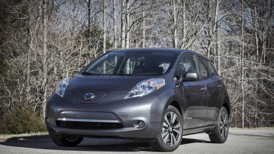 Nissan cuts Leaf price by 18 percent to 28,800 USD