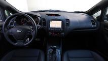2014 Kia Forte five-door 07.2.2013