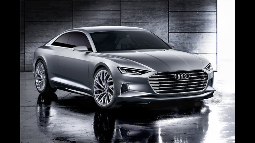 Audi: Konkrete Vorschau auf den A8
